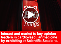Video on why you should exhibit at Scientific Sessions